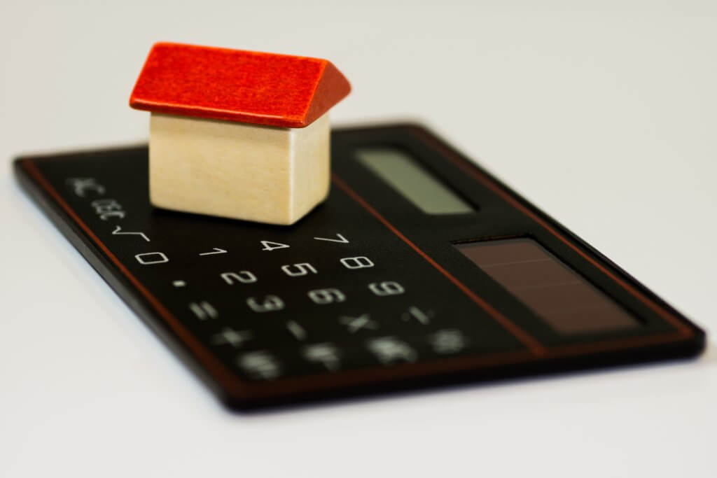 Mortgage Pre-Approval - House and Calculator